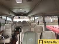 22座丰田考斯特中巴车
