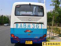 37座金龙大巴车