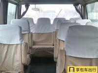 27座考斯特中巴车